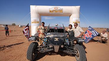 Libya rally 2015 : Première location du Bugga'One réussie